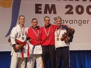 41 Чемпионат Европы 2006Норвегия (358)