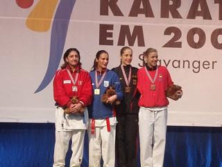 41 Чемпионат Европы 2006Норвегия (380)