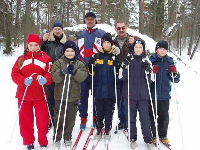 Клубная Прогулка на лыжах 18 марта в Нымме 011