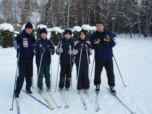 Клубная Прогулка на лыжах 4 и 11 марта в Нымме 036