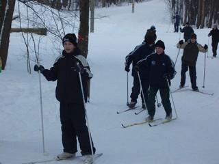 Клубная Прогулка на лыжах 4 и 11 марта в Нымме 037