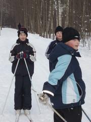 Клубная Прогулка на лыжах 4 и 11 марта в Нымме 043