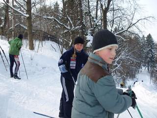 Клубная Прогулка на лыжах 4 и 11 марта в Нымме 050