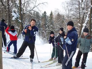 Клубная Прогулка на лыжах 4 и 11 марта в Нымме 051