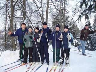 Клубная Прогулка на лыжах 4 и 11 марта в Нымме 071