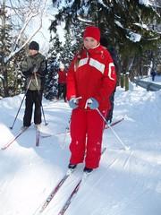Клубная Прогулка на лыжах 4 и 11 марта в Нымме 086