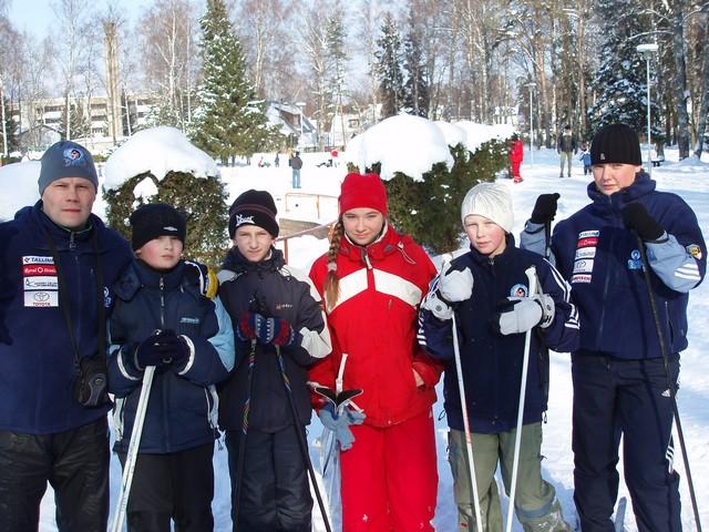 Клубная Прогулка на лыжах 4 и 11 марта в Нымме 103