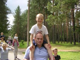 Лагерь лето 2004 (216)