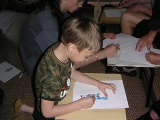 Лагерь лето 2004 (22)
