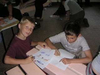 Лагерь лето 2004 (27)