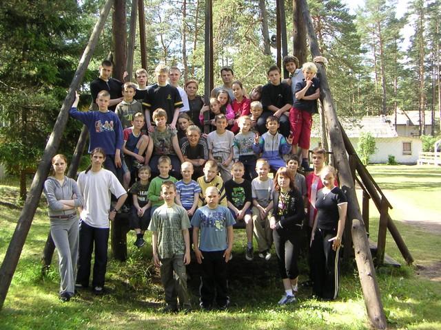 Лагерь лето 2004 (48)