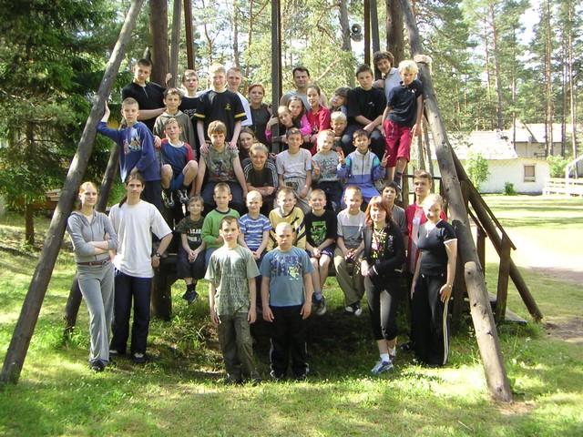 Лагерь лето 2004 (49)